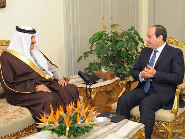السيسي: علاقة مصر والسعودية استراتيجية لمواجهة التحديات