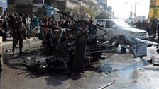 Car bomb blast kills eight in Syria's Homs