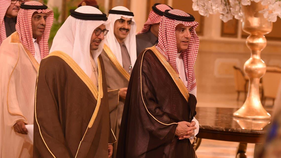 الجبير في الكويت