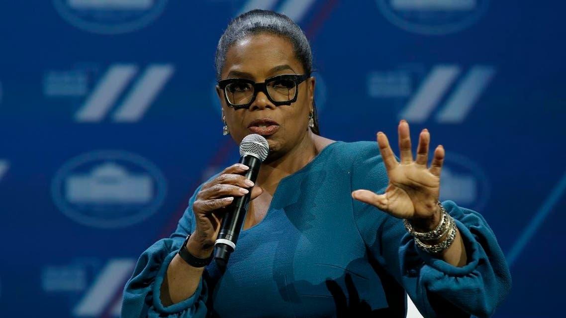 oprah reuters