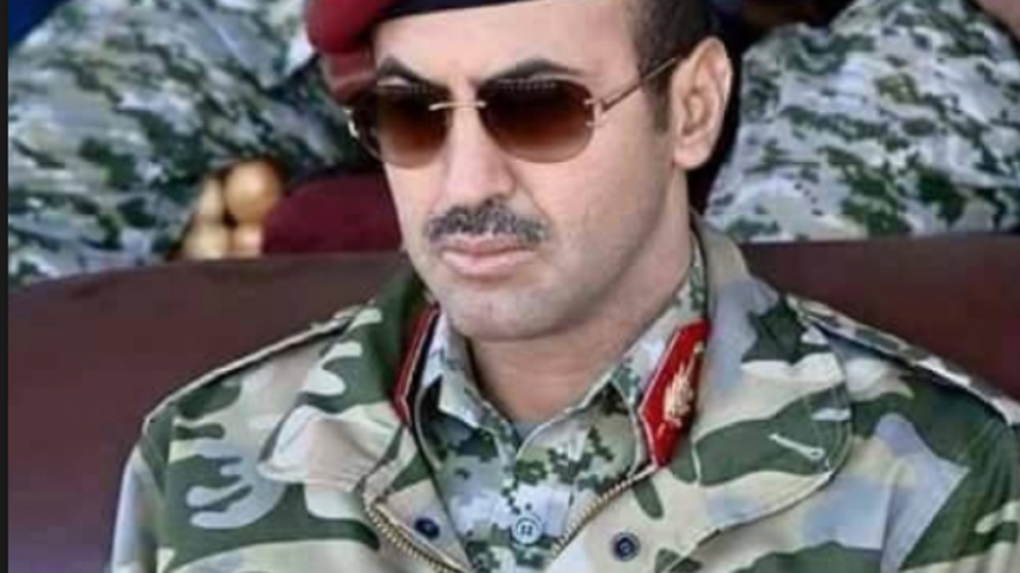 أحمد علي عبدالله صالح