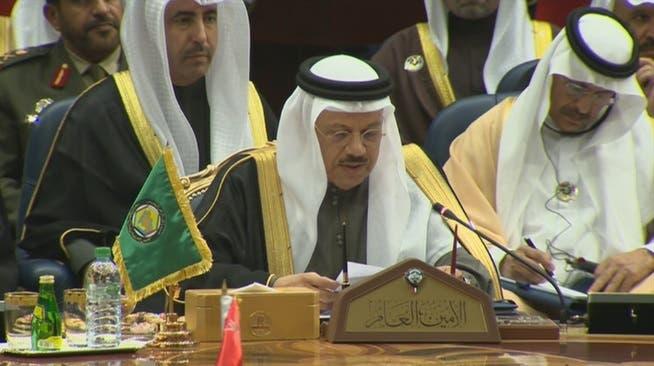 الأمين العام لمجلس التعاون الخليجي الزياني