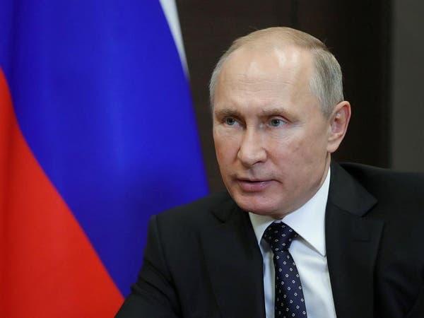 بوتين: داعش هُزم في شرق سوريا