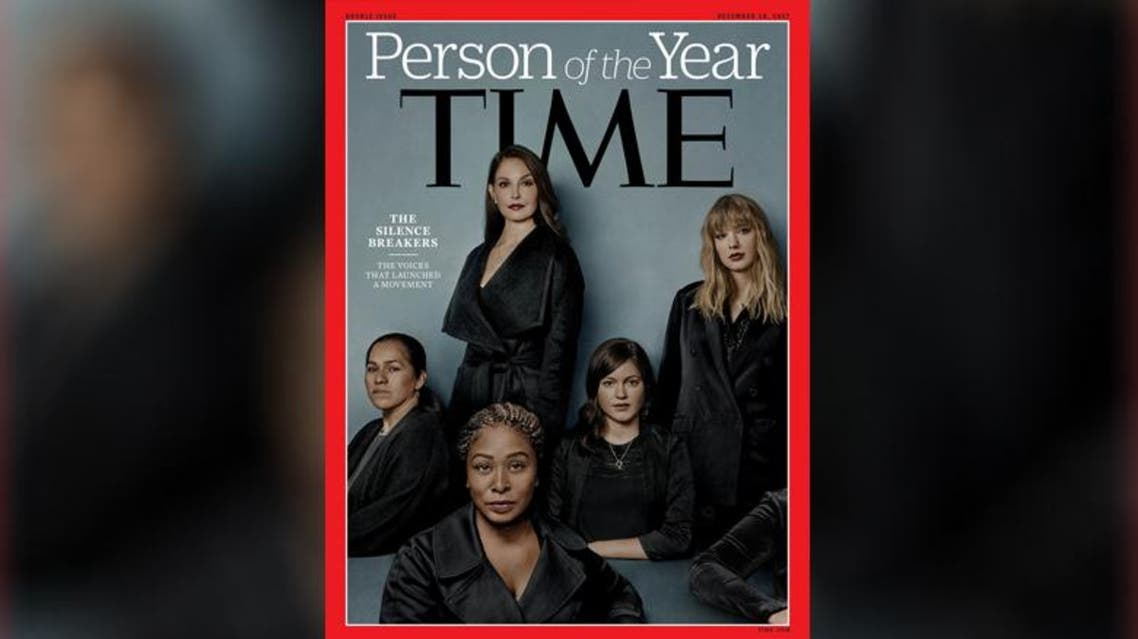 Silence Breakers named Time magazine's Person of the Year