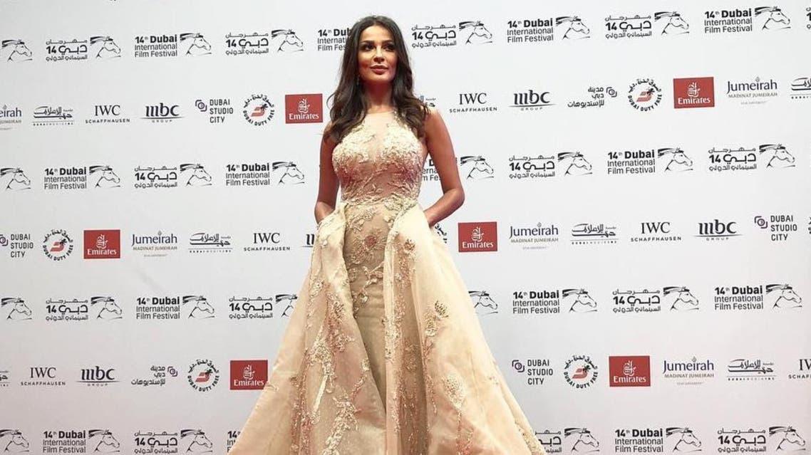الممثلة اللبنانية، نادين نسيب نجيم