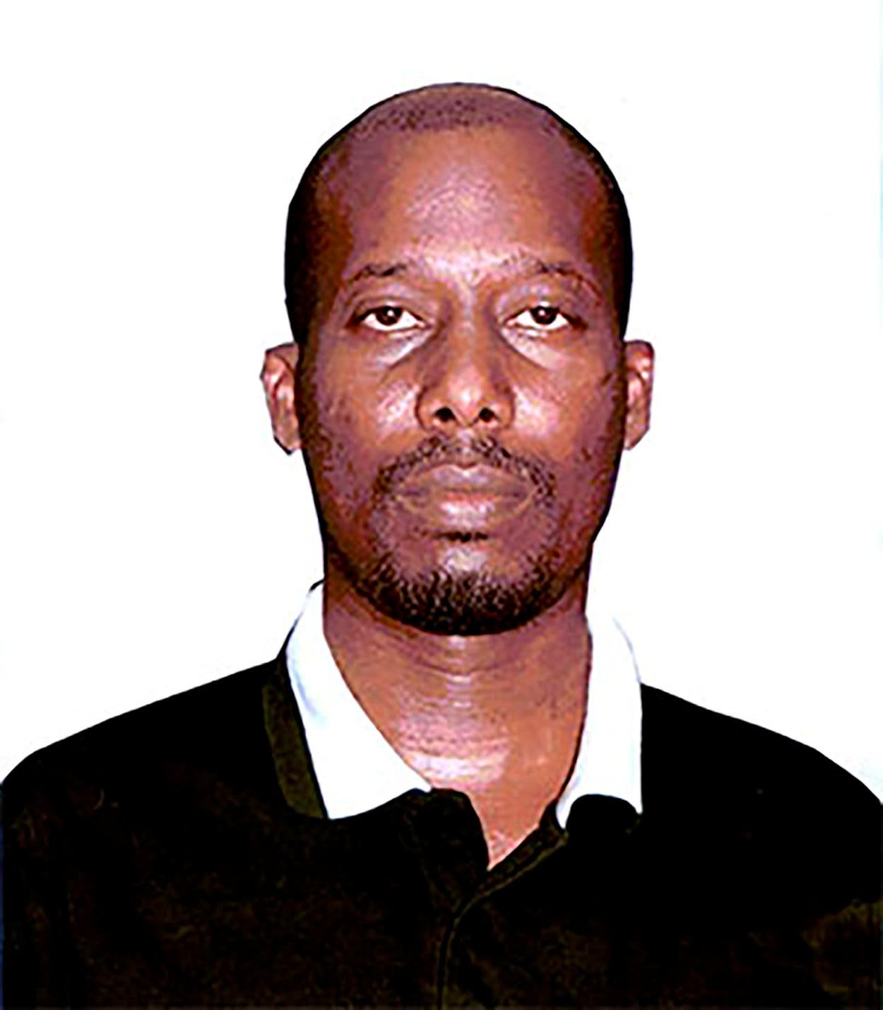 Ali Omar Ader in an undated photo from the Royal Canadian Mounted Police (RCMP). (Reuters)