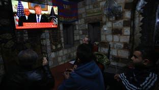 صور.. الفلسطينيون خلال كلمة ترمب وبعد القرار