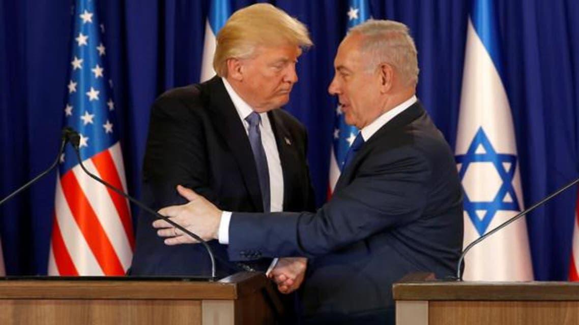 Trump and yahu
