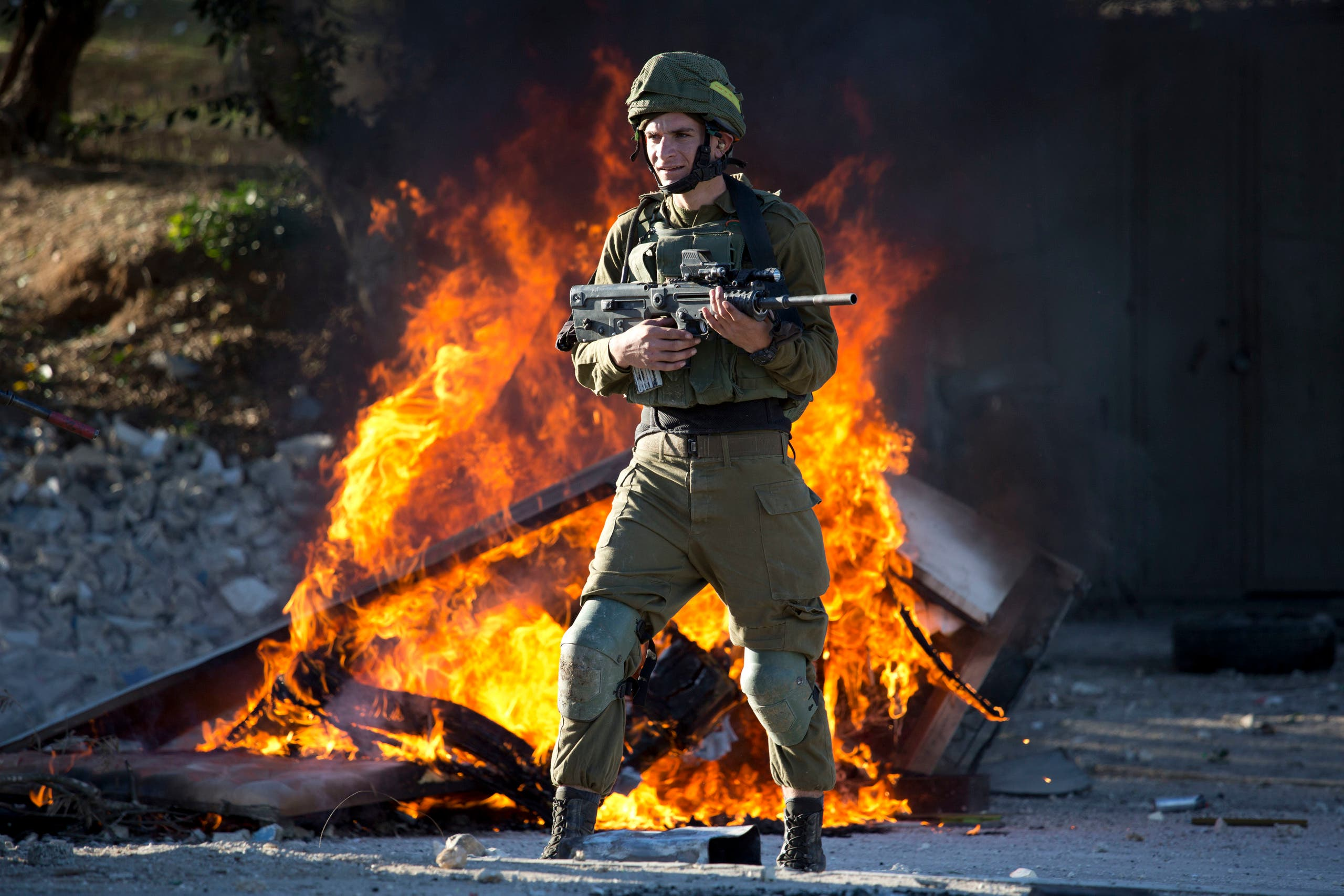 israeli palestinian clashes