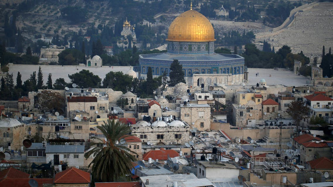 القدس - جزء من البلدة القديمة 3