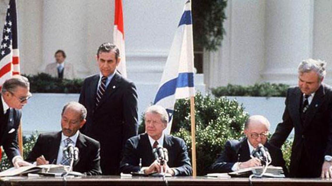 معاهدة كامب ديفيد