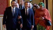 Macron, Tillerson meet in Paris to support Lebanese PM Hariri