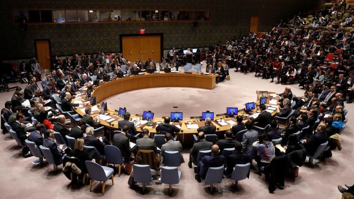 جلسة مجلس الأمن بشأن القدس 8-12-2017