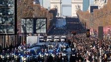 WATCH: France bids a huge final farewell to rocker Hallyday