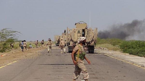 الجيش اليمني يعلن السيطرة على منطقة اليتمة بالجوف