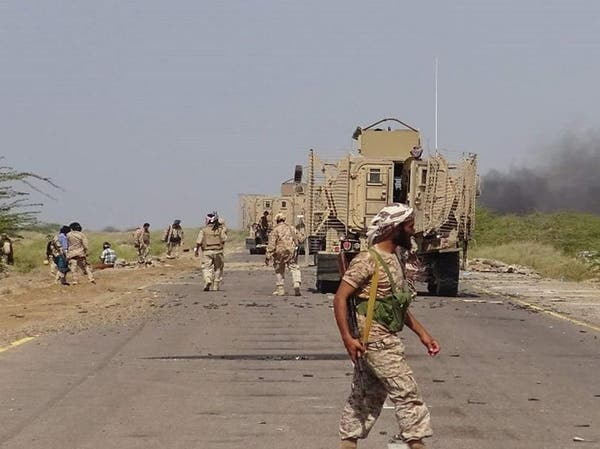 اليمن.. تحرير معظم بيحان ومسلحو الحوثي يفرون من شبوة