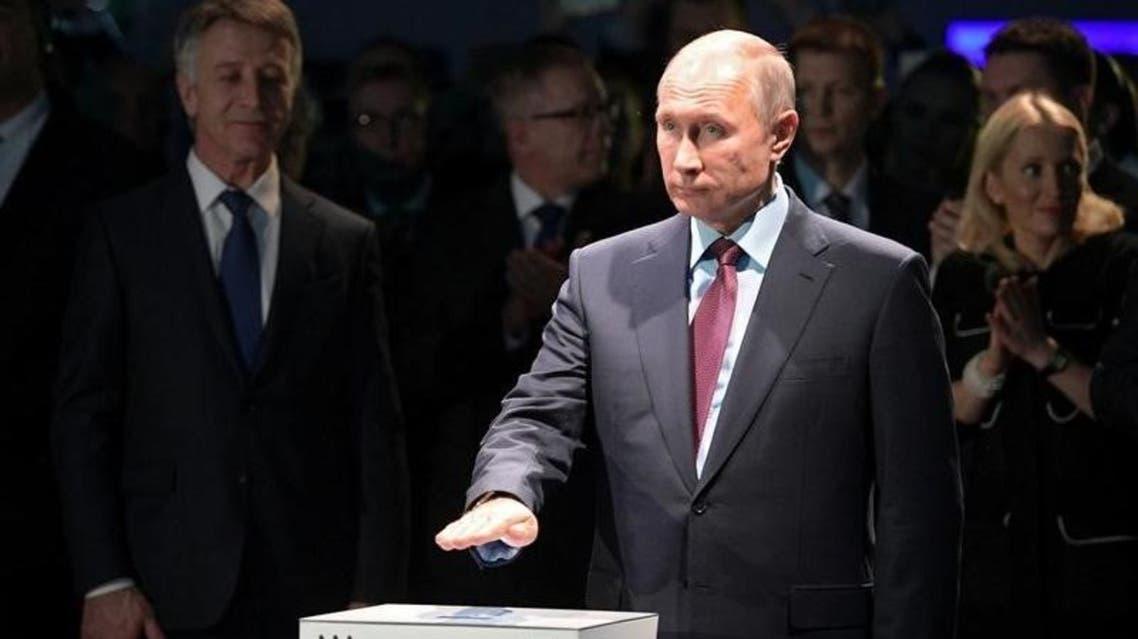 بوتين يدشن مشروع يامال للغاز الطبيعي المسال
