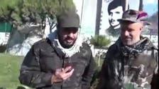 VIDEO: Asaib Ahl al-Haq chief appears at Lebanon-Israel border, Hariri for probe