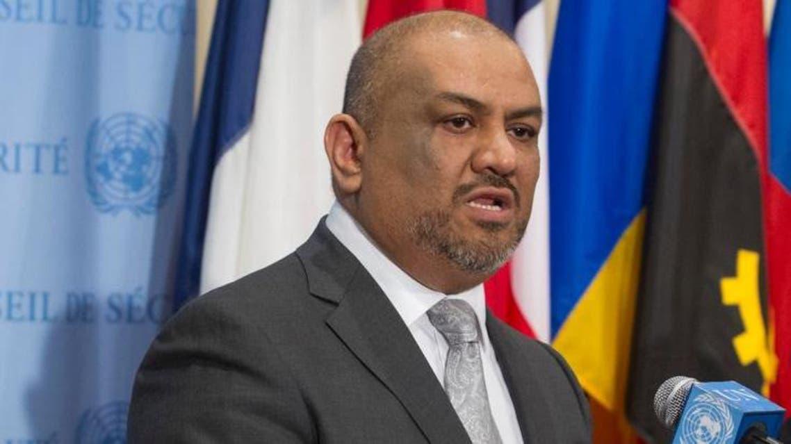 المندوب الدائم لليمن لدى الأمم المتحدة خالد اليماني - اليمن 3