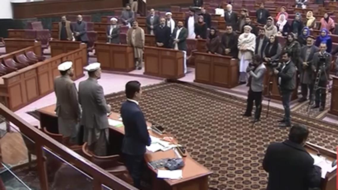 نمایندگان مجلس افغانستان: حکومت باید روابط دیپلوماتیکش را با امریکا قطع کند
