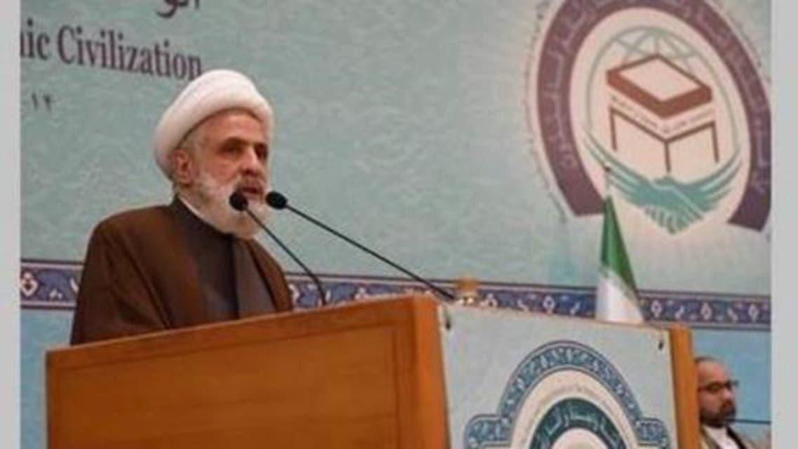 Naim Qasim Hezbollah