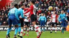 Giroud earns Arsenal a point in 1-1 draw at Southampton