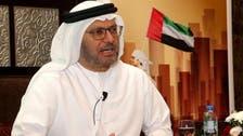 """قرقاش: لقاء """"الإصلاح"""" لتوحيد الصف وهزيمة ميليشيات اليمن"""