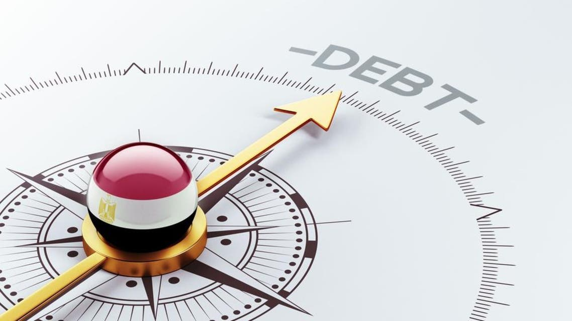 ديون مصر