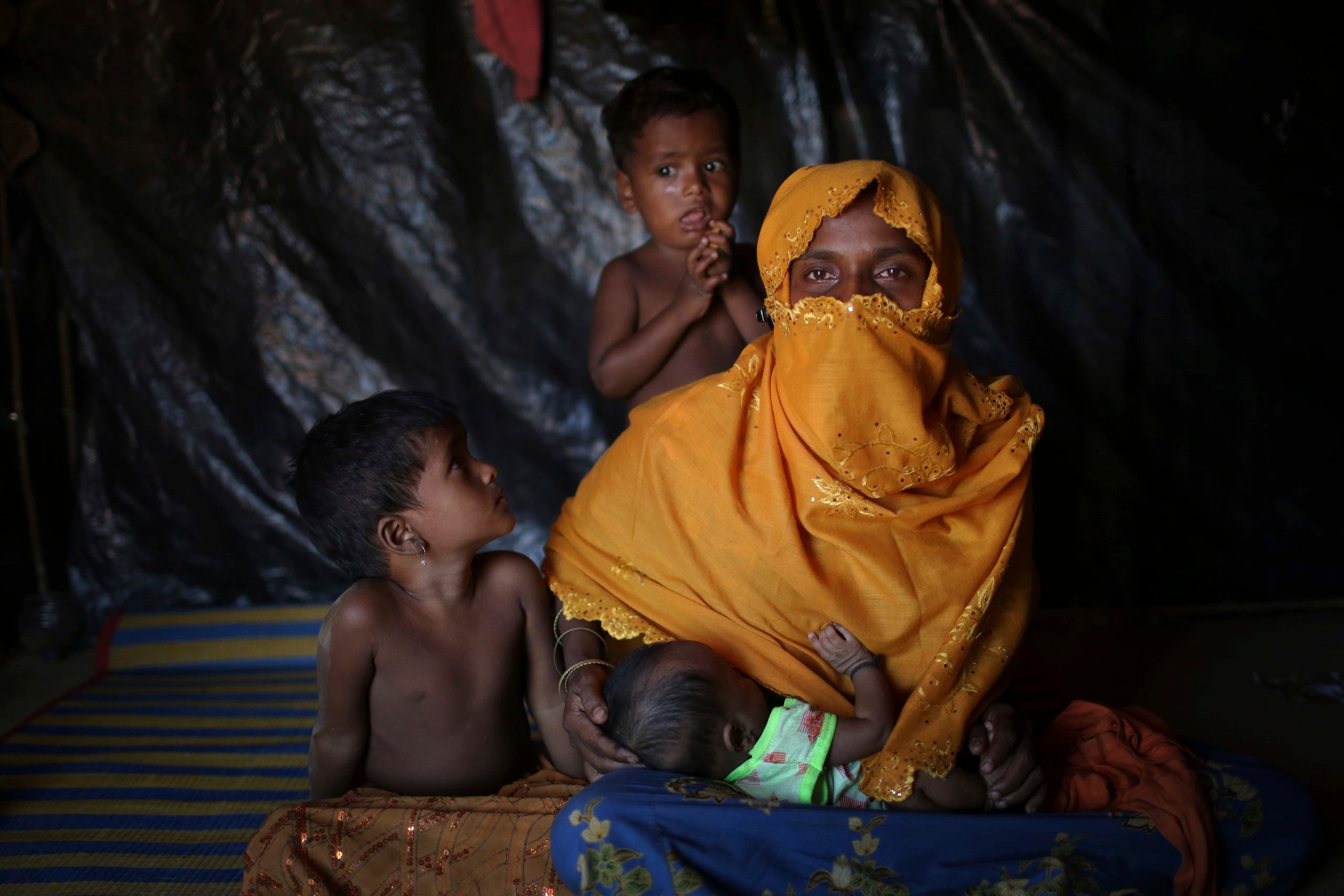 ap rohingya rape