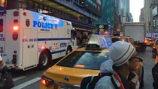 انفجار وسط مانهاتن.. واعتقال انتحاري بحزامه الناسف