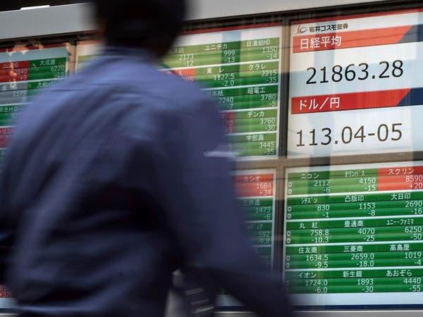 أسهم اليابان تغلق عند أعلى مستوى في 5 أسابيع ونصف