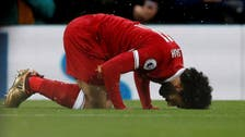 Egypt's Salah named CAF African Footballer of the Year