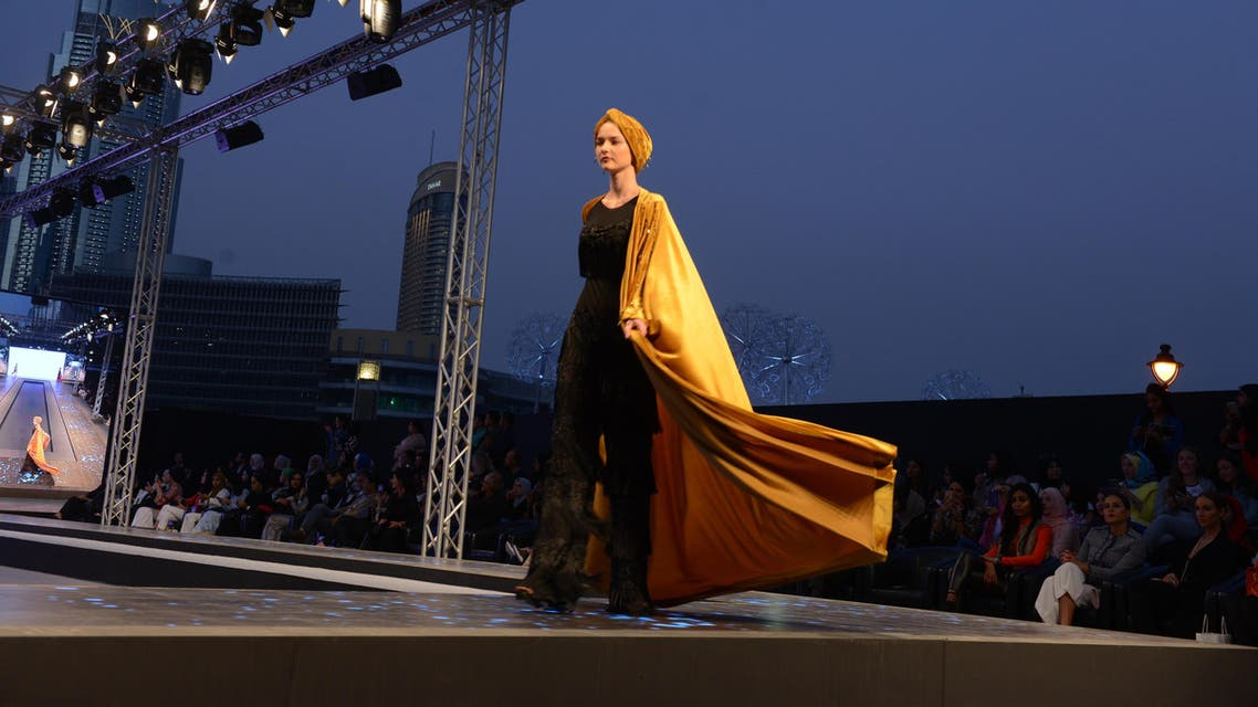 the event showcased a number of collections by rising and established designers