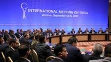 شامی امن بات چیت کا نیا دور رواں ماہ آستانہ میں ہو گا