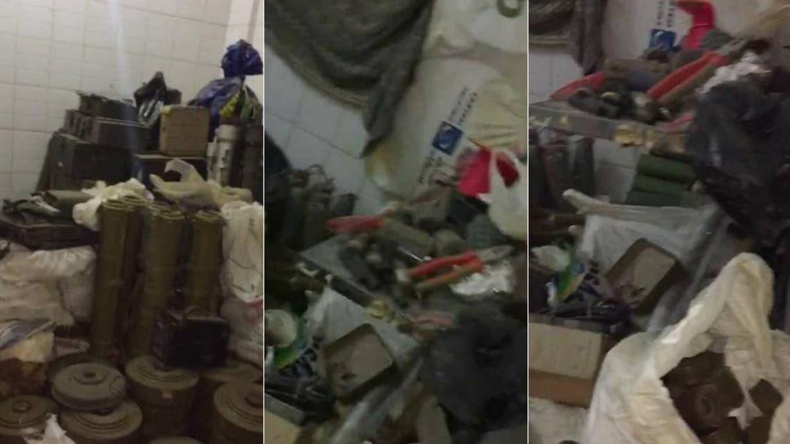 عدن.. ضبط معمل تجهيز السيارات المفخخة وقتل ثلاثة ارهابيين