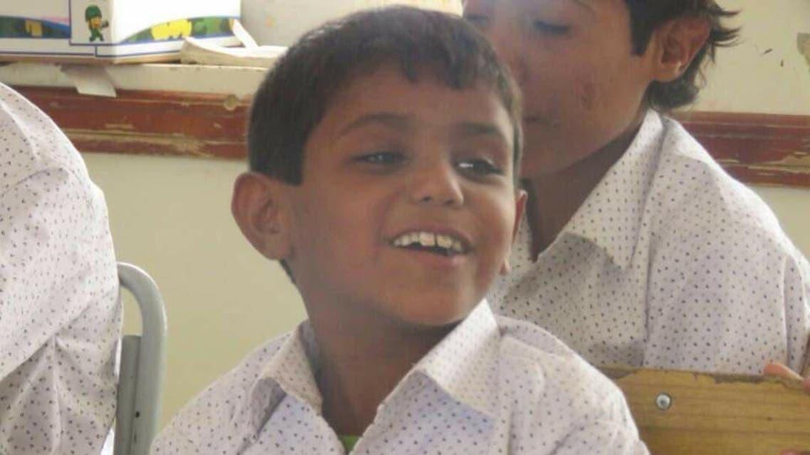 الطفل محمد صالح القفيلي الذي جنده الحوثيون