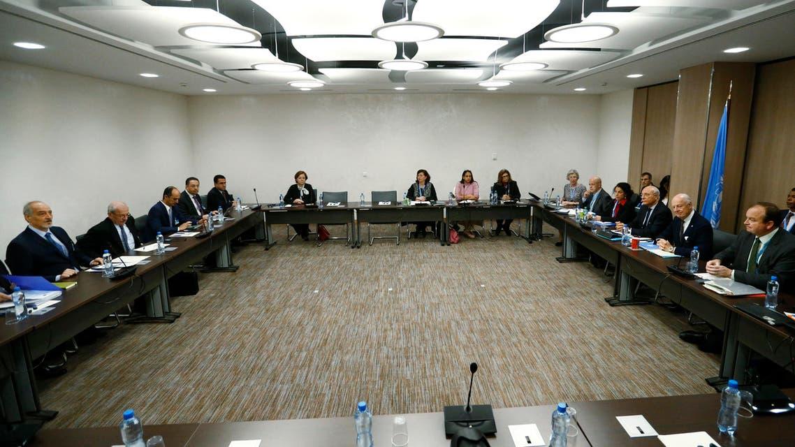 مفاوضات جنيف8 -- 3