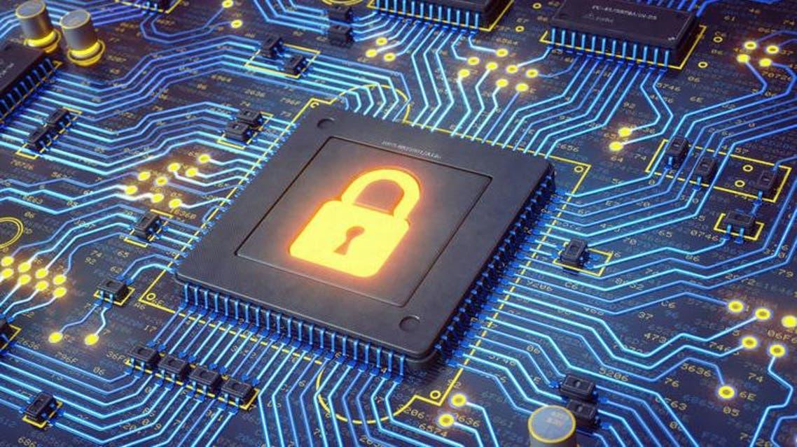 هجمات إلكترونية أمن معلومات
