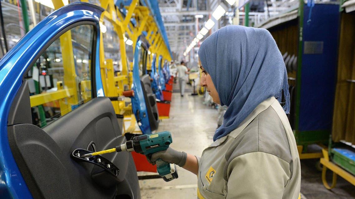 المغرب صناعة سيارات