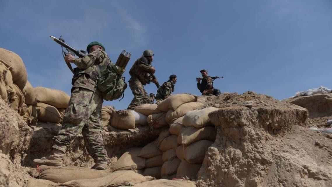 عملیات نیروهای امنیتی و دفاعی افغانستان در فاریاب آغاز شد