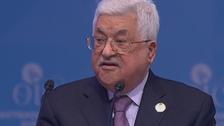 مرسی کی طرف سے سیناء میں فلسطینیوں کو بسانے کی پیش کش مسترد کر دی : محمود عباس