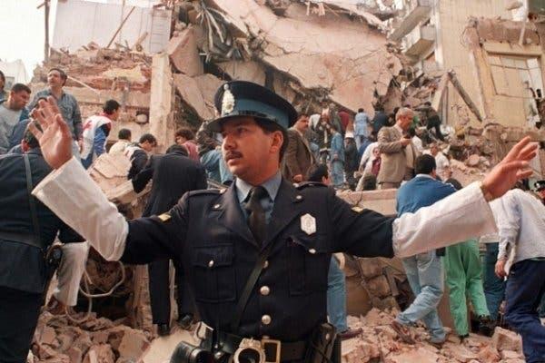 تفجيرات بوينس آيرس