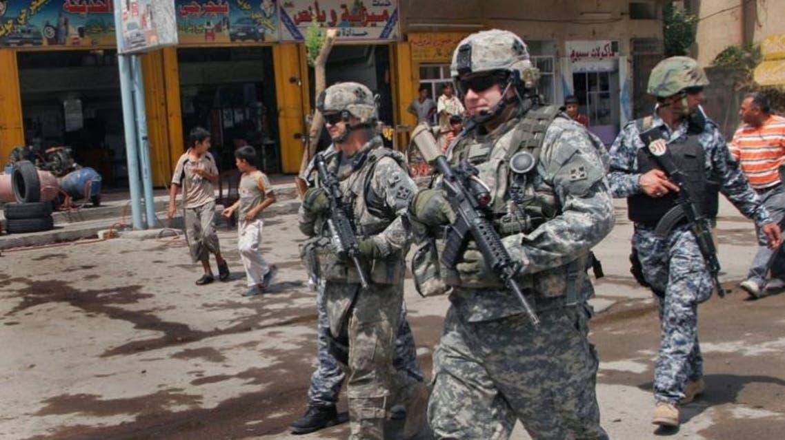 قوات أميركية - العراق 3