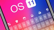 لوحة مفاتيح لهواتف أندرويد بنكهة iOS
