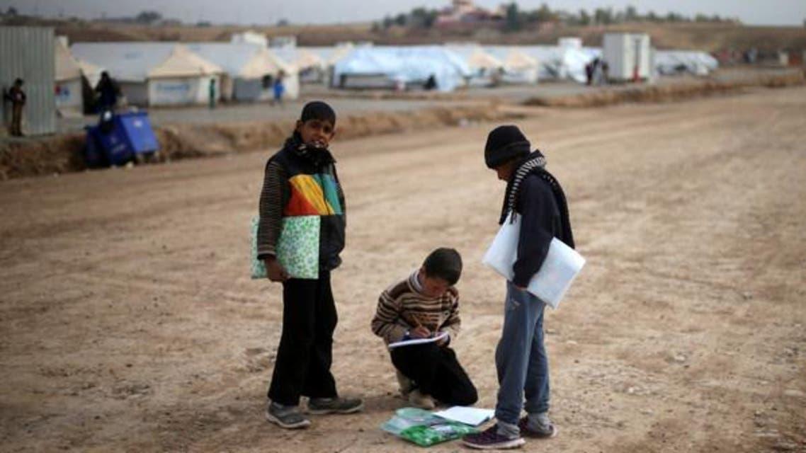 iraqi kids