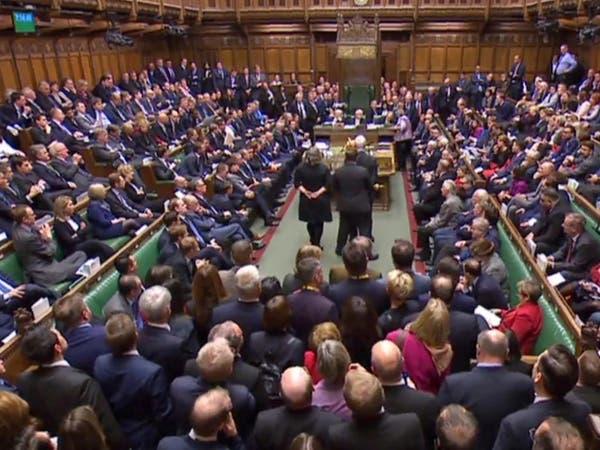 نواب بريطانيا يهزمون حكومة ماي بشأن قانون البريكست