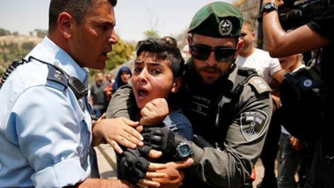 palestnians kids