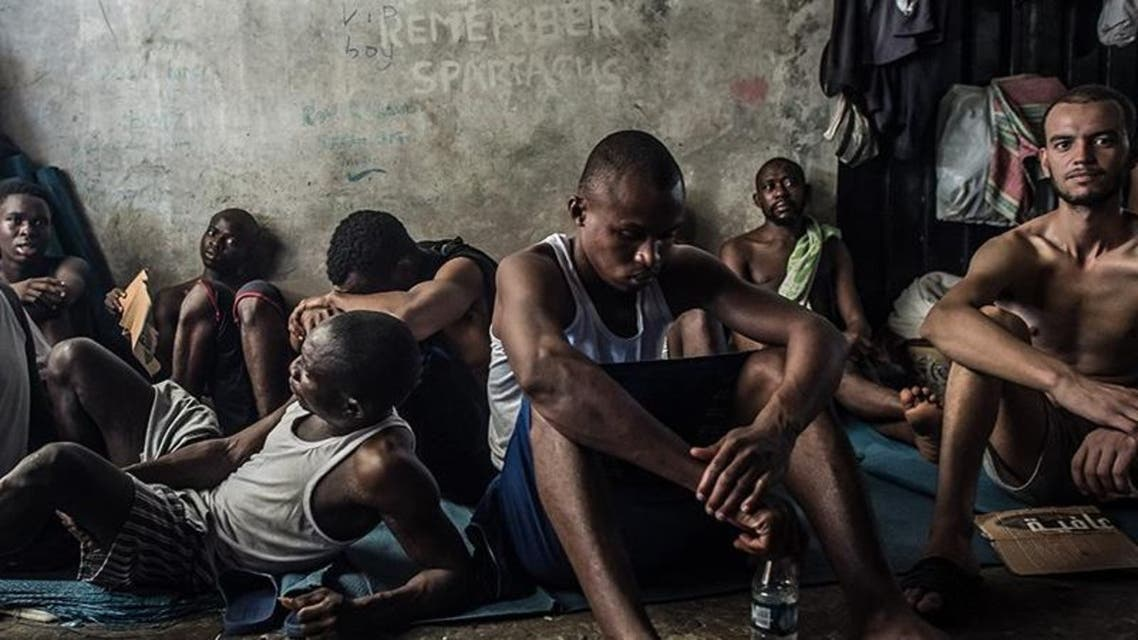 مهاجرين ليبيا