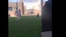 مفحط يتسبب في هروب جماعي من مدرسة أهلية بالرياض