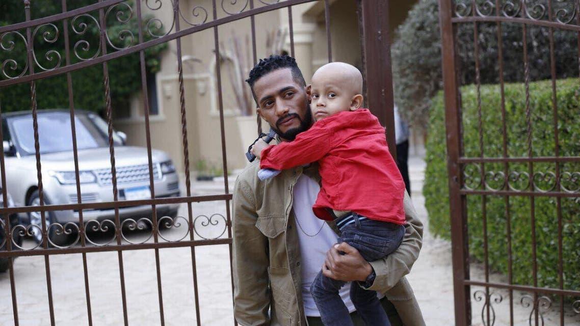 رمضان مع الطفل سراج المريض